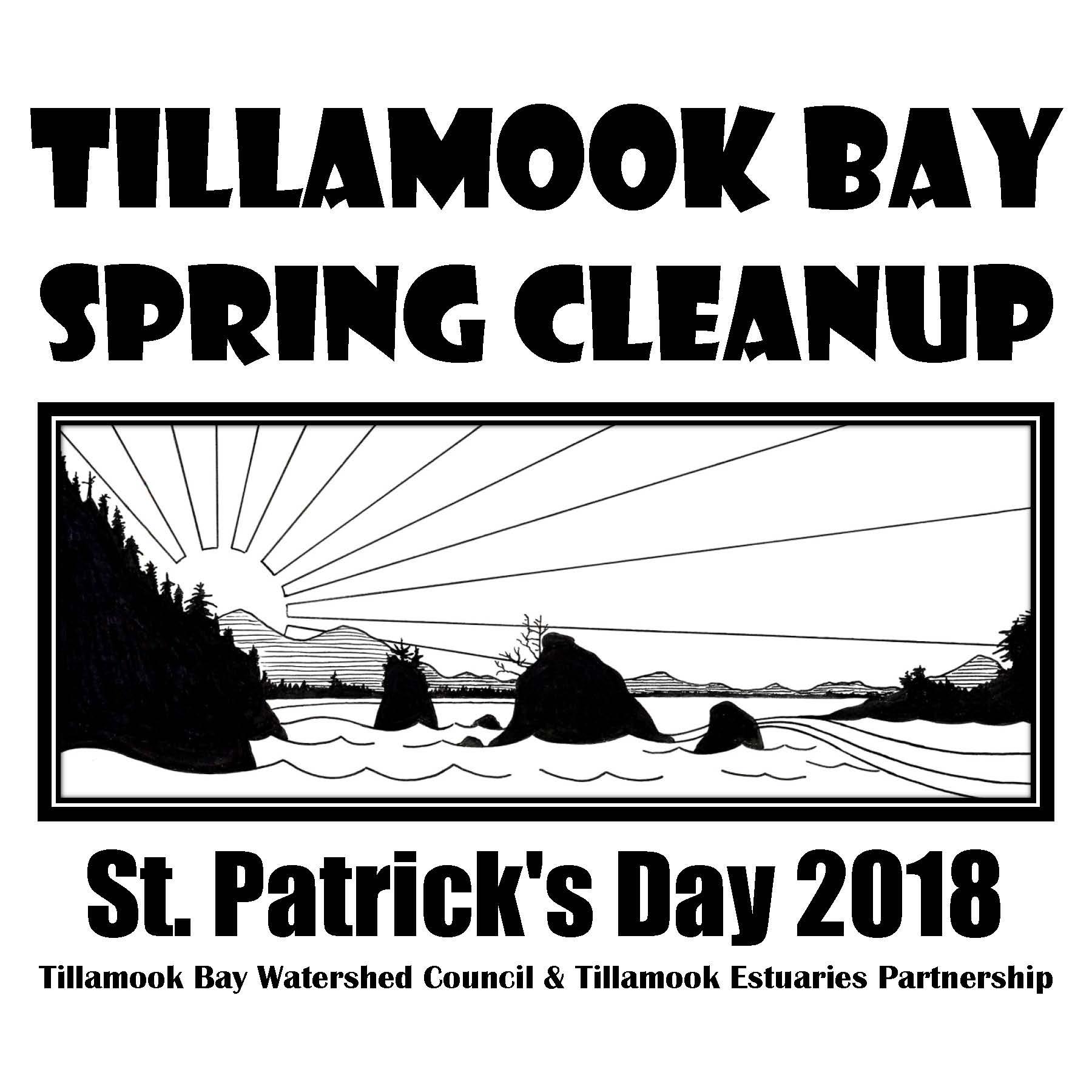 TB Cleanup Shirt Design 2018